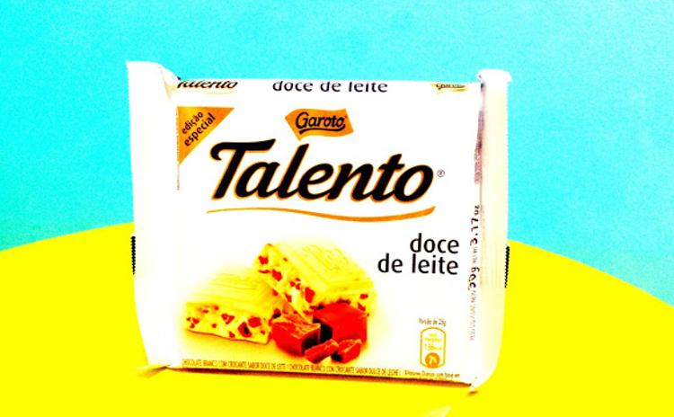 Talento de doce de leite – Edição limitada!
