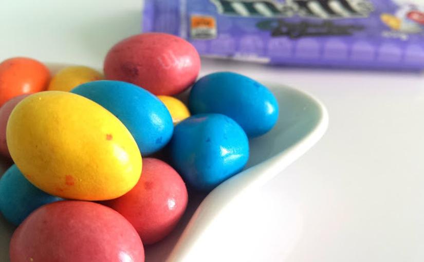 Especial Páscoa 2016: M&M´s ovinhos de chocolate