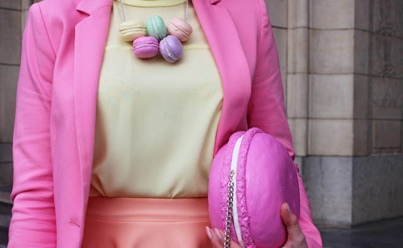 Estilista cria acessórios inspirados em doces!
