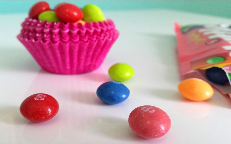 Skittles Desserts