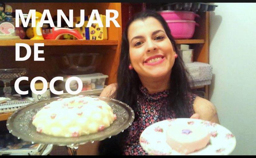 MANJAR DE BRANCO DE COCO