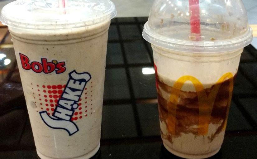 McDonald´s ou Bob´s: de quem é o melhor milk-shake de Ovomaltine? Qual é a receita do famoso milk-shake?