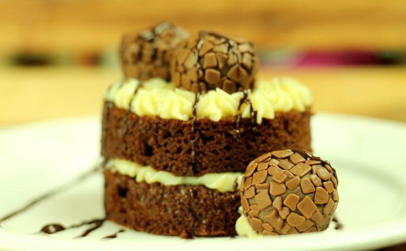 Especial Naked Cake – Parte 2: receitas diversas para você testar na sua casa!