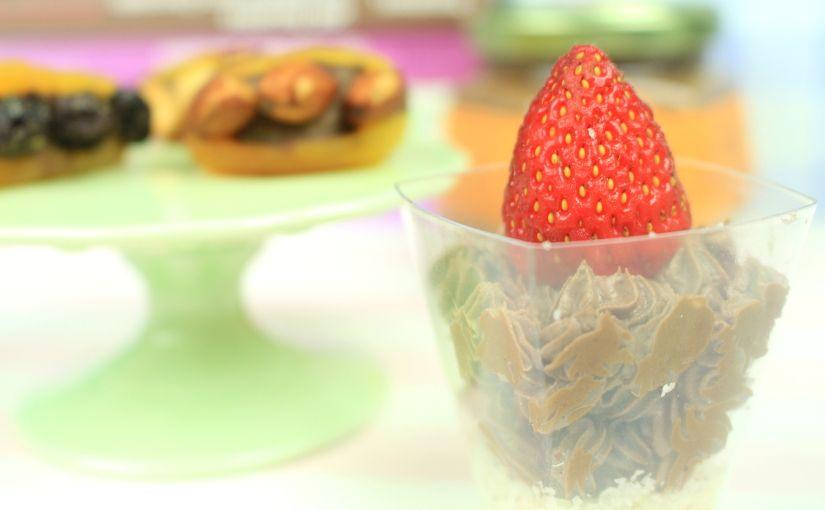 Ganache de cacau Le Manjue: o doce que você pode comer sem culpa!