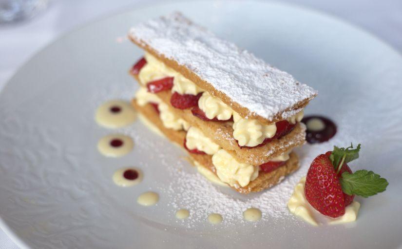 As deliciosas sobremesas do Zucco Restaurante | SP