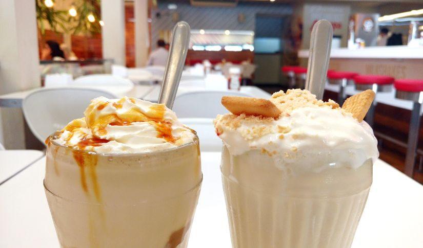 Achapa cria milk-shakes preparados com cafés aromatizados da Nespresso