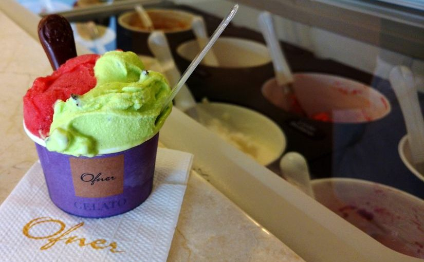 Ofner arrasa e lança uma super linha com gelatos e sorbettos incríveis!
