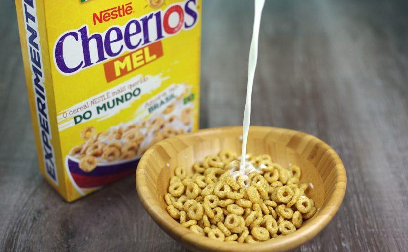 Conheça os lançamentos da Nestle para Março: o cereal Cheerios e os novos iogurtes