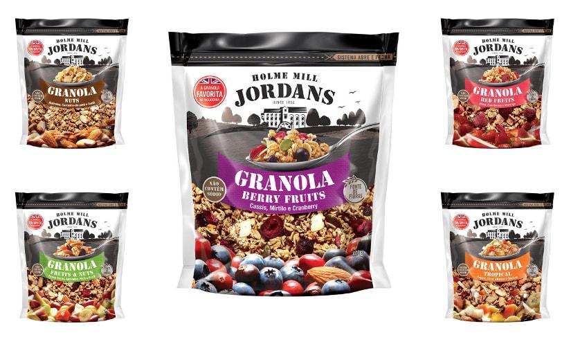 Conheça a nova granola Jordans, a queridinha do Reino Unido