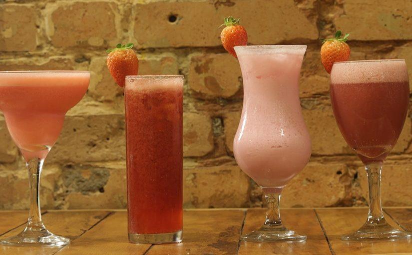 Novos drinks sem álcool do Jazz Burgers