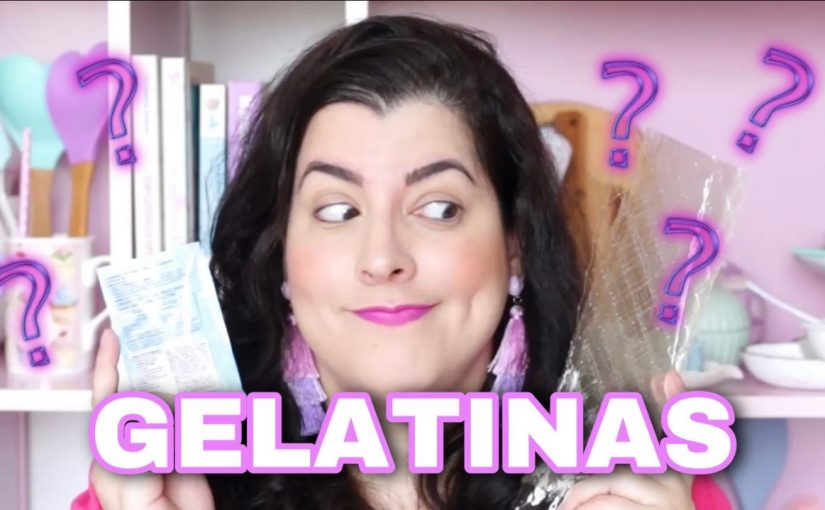 Quais são as diferenças entre a gelatina em folha e a gelatina em pó?
